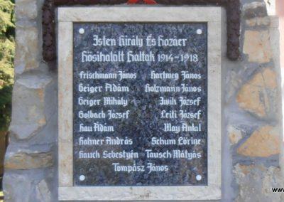 Udvar világháborús emlékmű 2017.06.04. küldő-Bagoly András (4)