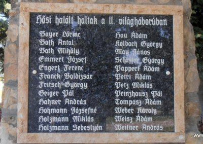 Udvar világháborús emlékmű 2017.06.04. küldő-Bagoly András (6)