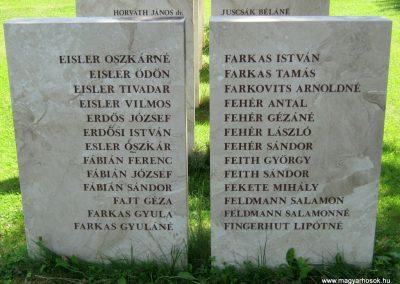 Vác II. világháborús emlékmű 2014.07.19. küldő-Emese (5)