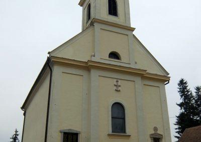 Vág, római katolikus templom