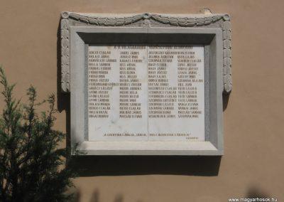 Vámosgyörk Világháborús emléktáblák 2008.05.26.küldő-Kályhás (4)