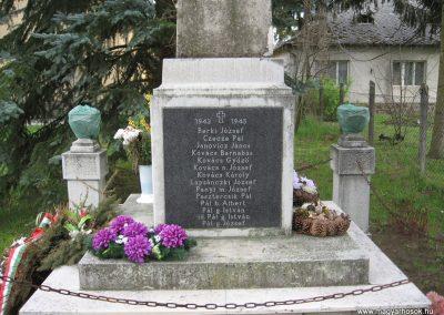 Váraszó világháborús emlékmű 2008.04.22. küldő-kalyhas (5)