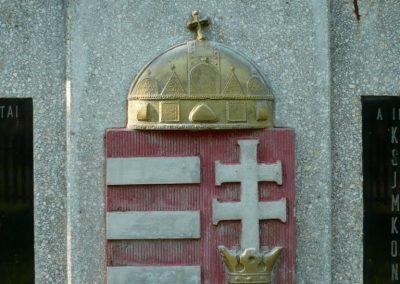 Várfölde II.vh emlékmű és katonasírok 2010.06.29. küldő-Sümec (7)