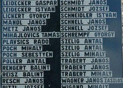 Véménd világháborús emlékmű 2019.03.04. küldő-Dr.Lázár Gyula Levente (3)
