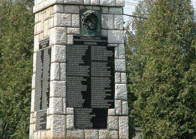 Véménd világháborús emlékmű 2019.03.04. küldő-Dr.Lázár Gyula Levente