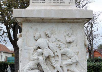 Vép I. világháborús emlékmű 2014.10.23. küldő-kalyhas (8)