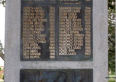 Vép II. világháborús emlékmű 2014.10.23. küldő-kalyhas (5)