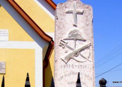Vértessomló I.világháborús emlékmű 2012.06.16. küldő-Méri (2)