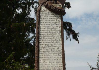 Vése világháborús emlékmű 2009.04.21.küldő-Sümec (3)
