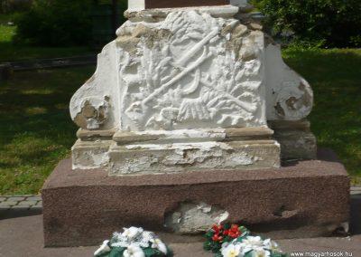 Vése világháborús emlékmű 2009.04.21.küldő-Sümec (5)