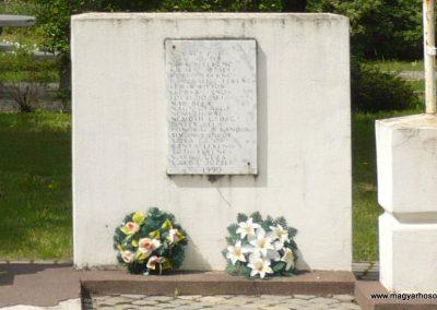 Vése világháborús emlékmű 2009.04.21.küldő-Sümec (9)