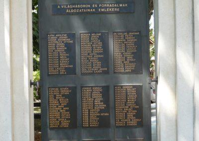 Vésztő világháborús emlékmű 2009.07.28. küldő-Sümec (1)
