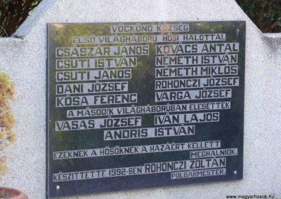 Vöckönd világháborús emlékmű 2007.07.25. küldő-HunM (2)