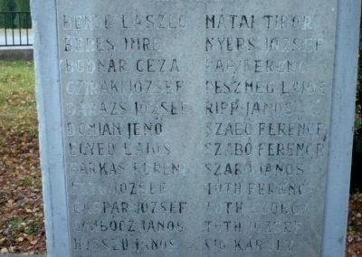 Vörs világháborús emlékmű 2013.12.01. küldő-Sümec (11)