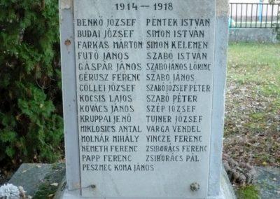 Vörs világháborús emlékmű 2013.12.01. küldő-Sümec (6)