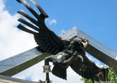 V. kerület Szabadság tér A német megszállás emlékműve 2018.07.03. küldő-Bali Emese (7)