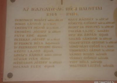 Budapest VI ker Andrássy út MÁV székház belülrõl