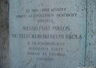 VI. kerület világháborús emlékmű 2008.05.15. küldő-Huszár Peti (6)