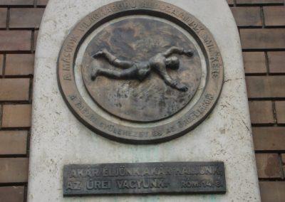 VII.kerület Erzsébetváros Városligeti fasor II.vh emlékmű 2008.04.10. küldő-Huszár Peti (1)
