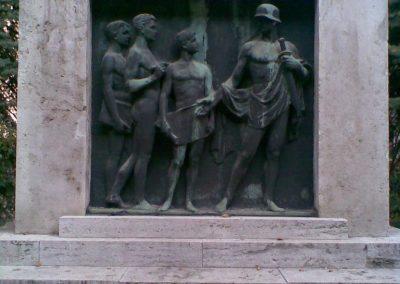 VIII. kerület ELTE háborús emlékmű 2009.09.27. küldő-Huszár Peti