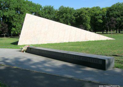 VIII. kerület Kerepesi temető II. világháborús emlékmű 2014.07.17. küldő-Emese