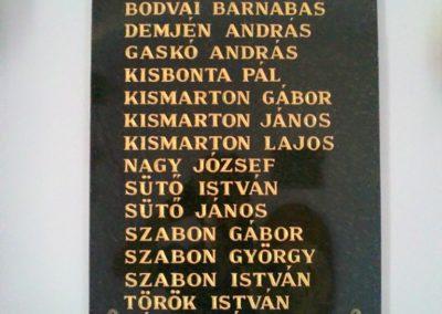 Vadna világháborús emléktáblák 2012.06.27. küldő-Pataki Tamás (1)
