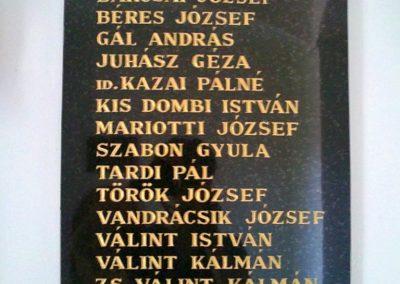 Vadna világháborús emléktáblák 2012.06.27. küldő-Pataki Tamás (2)