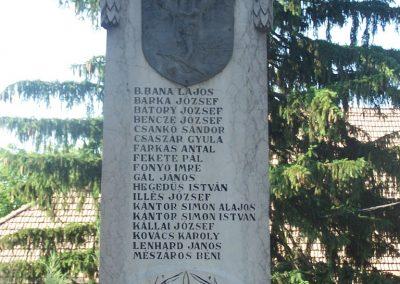 Vajszló I.vh emlékmű 2009.05.23.küldő-Horváth Zsolt (1)