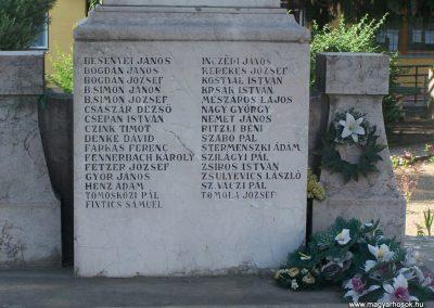Vajszló I.vh emlékmű 2009.05.23.küldő-Horváth Zsolt (2)