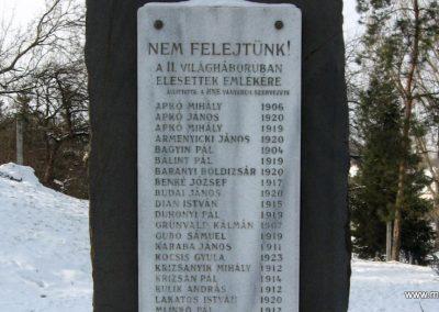 Vanyarc Hősi emlékmű 2010.01.26. küldő-kalyhas (16)