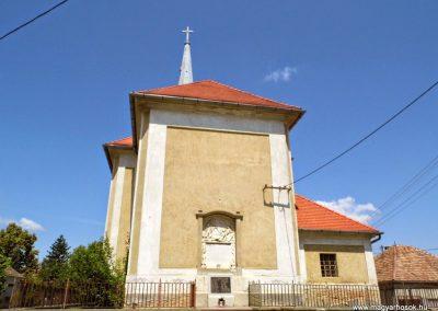 Vanyola róm. kat. templom világháborús emléktáblák 2014.07.14. küldő-Méri