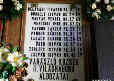 Varászló II. világháborús emléktábla 2014.10.18. küldő-Huber Csabáné (2)