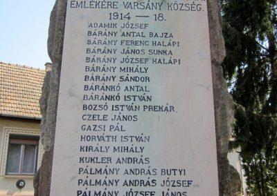 Varsány I.vh emlékmű 2012.04.03. küldő-kalyhas (4)