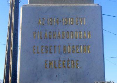 Vasasszonyfa világháborús emlékmű 2009.01.07. küldő-gyurkusz (2)