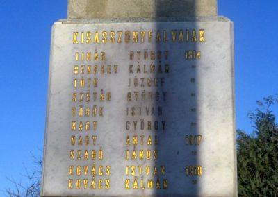 Vasasszonyfa világháborús emlékmű 2009.01.07. küldő-gyurkusz (4)