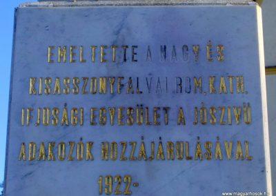 Vasasszonyfa világháborús emlékmű 2009.01.07. küldő-gyurkusz (6)