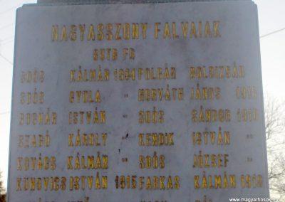 Vasasszonyfa világháborús emlékmű 2009.01.07. küldő-gyurkusz (7)