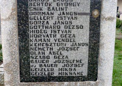 Vasboldogasszony II. világháborús emlékmű 2013.10.17. küldő-Sümec (3)