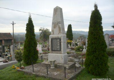Vasboldogasszony II. világháborús emlékmű 2013.10.17. küldő-Sümec (6)