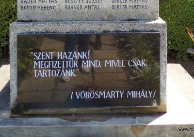 Vaskút világháborús emlékmű 2014.07.12. küldő-Méri (6)