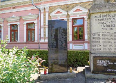 Vaskút világháborús emlékmű 2014.07.12. küldő-Méri (7)