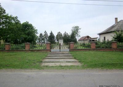 Vasmegyer világháborús emlékmű 2013.05.23. küldő-kalyhas