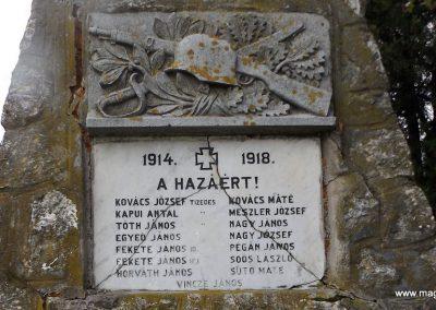 Vasszécseny világháborús emlékmű 2014.10.23. küldő-kalyhas (4)