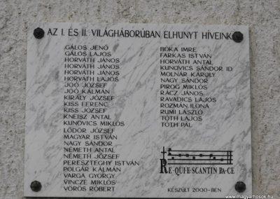 Vasszilvágy világháborús emléktábla 2009.01.22.küldő-gyurkusz (1)
