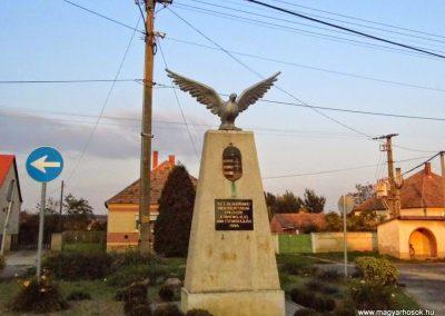 Vaszar I. világháborús emlékmű