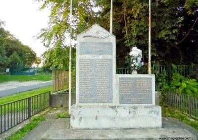 Vaszar II. világháborús emlékmű