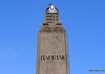 Vecsés világháborús emlékmű 200705.25. küldő-Markó Peti (6)