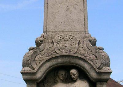 Vecsés világháborús emlékmű 200705.25. küldő-Markó Peti (7)