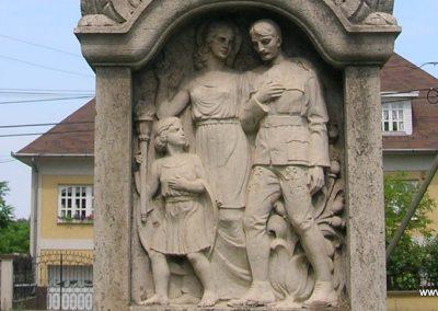 Vecsés világháborús emlékmű 200705.25. küldő-Markó Peti (8)