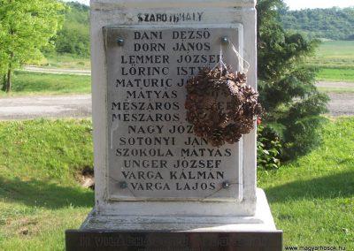 Velény világháborús emlékmű 2009.05.25.küldő-Horváth Zsolt (3)